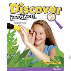Discover English Global 2 Teacher's Book, Discover English by Catherine Bright, 9781405866408.