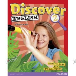 Discover English Global 2 Student's Book, Discover English by Izabella Hearn, 9781405866378.