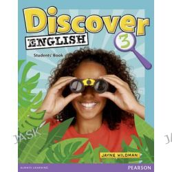 Discover English Global 3 Student's Book, Discover English by Jayne Wildman, 9781405866446.