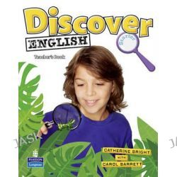 Discover English Global Starter Teacher's Book, Discover English by Catherine Bright, 9781405866552.