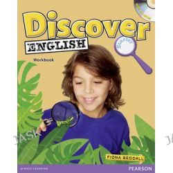 Discover English Global Starter Activity Book and Student's CD-ROM Pack, Discover English by Fiona Beddall, 9781408209349.