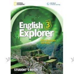 English Explorer 3 by Jane Bailey, 9781111067984.