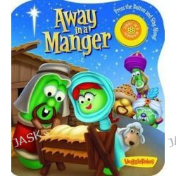 Away in a Manger, VeggieTales (Candy Cane Press) by Lisa Reed, 9780824918828.