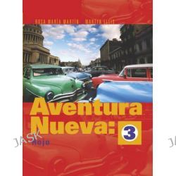 Aventura Nueva, Rojo Higher Pupil's Book Bk. 3 by Martyn Ellis, 9780340876329.