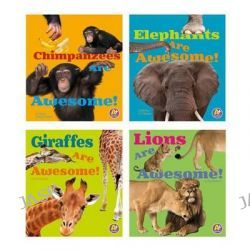 Awesome African Animals, Awesome African Animals by Lisa J Amstutz, 9781491417836.