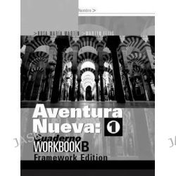 Aventura Nueva 1: Framework Edition Workbook Basic, Aventura by Martyn Ellis, 9780340868829.