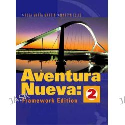Aventura Nueva 2: Framework Edition, Pupil's Book, Framework Edition, Pupil's Book by Martyn Ellis, 9780340868874.
