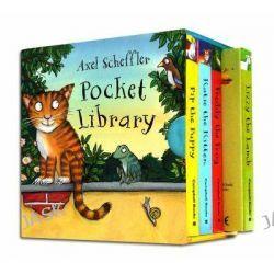 Axel Scheffler Pocket Library by Axel Scheffler, 9780230741249.