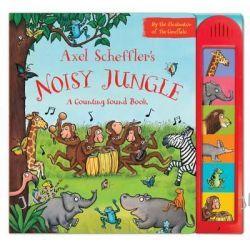 Axel Scheffler's Noisy Jungle, A Sound Book by Axel Scheffler, 9781447246343.