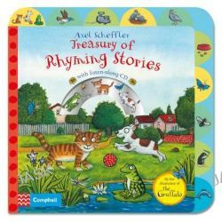 Axel Scheffler Treasury of Rhyming Stories, Rhyming Stories with CD by Axel Scheffler, 9781447277255.