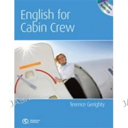 English for Cabin Crew by Terence Gerighty, 9780462098739.