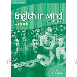English in Mind Level 2 Workbook, English in Mind by Herbert Puchta, 9780521123006.