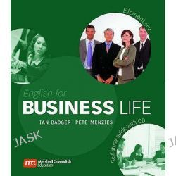 English for Business Life Elementary, Self-Study Guide by Ian Badger, 9780462007564.