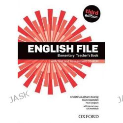 English File, Elementary: Teacher's Book with Test and Assessment CD-ROM by OXENDEN ET AL, 9780194598743.