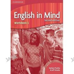 English in Mind Level 1 Workbook, English in Mind by Herbert Puchta, 9780521168601.