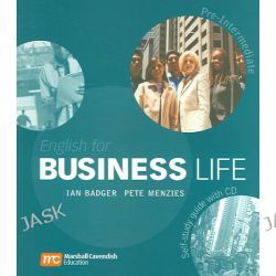 English for Business Life Pre-Intermediate, Self-Study Guide by Ian Badger, 9780462007601.