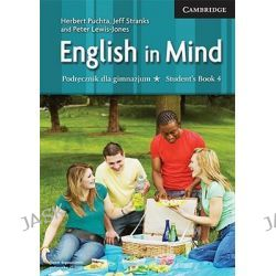 English in Mind Level 4 Student's Book Polish Edition, Level 4 by Herbert Puchta, 9780521699006.