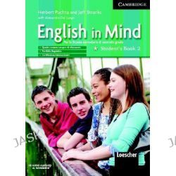 English in Mind 2 Student's Book and Workbook with CD/CD ROM and Grammar Practice Italian Ed, English in Mind Ser. by Herbert Puchta, 9788884333544.