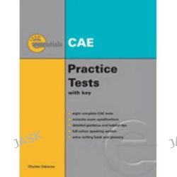 Essential Practice Tests, CAE Without Answer Key by Charles Osborne, 9781424028290.