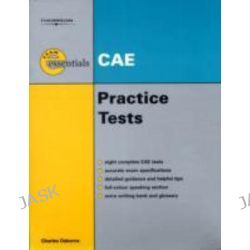 Essential Practice Tests: CAE (Without Answer Key) by OSBOURNE, 9781413009866.