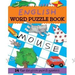 English Word Puzzle Book, Word Puzzle Series by Catherine Bruzzone, 9781905710713.