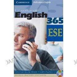 English365 Level 1 Personal Study Book with Audio CD ESE Malta Edition, 000003499 by Steve Flinders, 9780521725644.