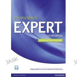 Expert Proficiency Coursebook, Expert by Nick Kenny, 9781447937593.