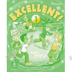 Excellent, Activity Book Level 1 by Coralyn Bradshaw, 9780582778351.