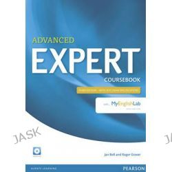 Expert Advanced Coursebook with MyLab Pack, Expert by Jan Bell, 9781447961994.