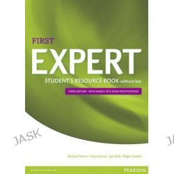 Expert First Student's Resource Book Without Key, Expert by Nick Kenny, 9781447980636.