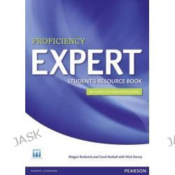 Expert Proficiency Student's Resource Book with Key, Expert by Megan Roderick, 9781408299005.
