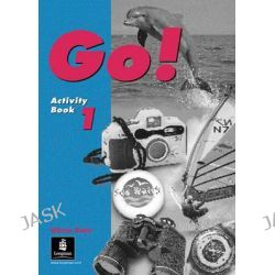 Go!, Activity Book 1 by Olivia Date, 9780582228849.