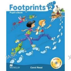 Footprints 2, Pupil's Book Pack by Carol Read, 9780230012097.
