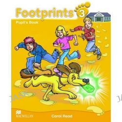 Footprints 3, Pupil's Book Pack by Carol Read, 9780230012189.