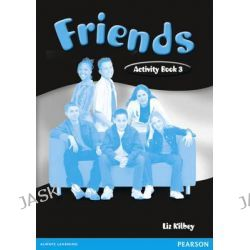 Friends 3, Global Workbook by Carol Skinner, 9780582816824.