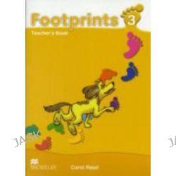 Footprints 3, Teacher's Book by Carol Read, 9780230012127.