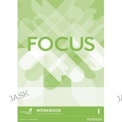Focus Bre 1 Workbook, Focus by Rod Fricker, 9781447997757.