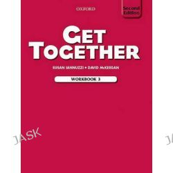 Get Together 3, Workbook by Susan Iannuzzi, 9780194516068.
