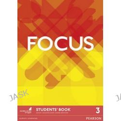 Focus Bre 3 Student's Book, Focus by Vaughan Jones, 9781447998099.