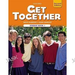 Get Together, Student Book Level 1 by David McKeegan, 9780194516006.