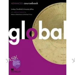 Global Advanced, Coursebook with EWorkbook Pack by Lindsay Clandfield, 9780230033306.