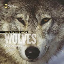 Face to Face with Wolves, Face to Face (Paperback National Geographic) by Jim Brandenburg, 9781426306983.