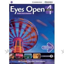 Eyes Open Level 4 Combo B with Online Workbook and Online Practice, Eyes Open by Ben Goldstein, 9781107490505.