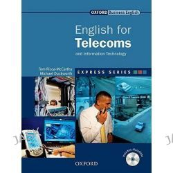 Express Series: English for Telecoms and Information Technology, A Short, Specialist English Course by Tom Ricca-McCarthy, 9780194569606.