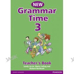 Grammar Time, Teachers Book Level 3 by Sandy Jervis, 9781405852739.