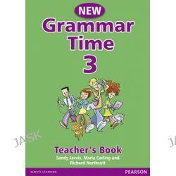 Grammar Time, Teachers Book Level 3 by Sandy Jervis, 9781405852739.