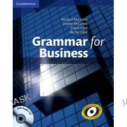 Grammar for Business , With Audio CD by Michael McCarthy, 9780521727204.