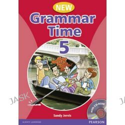 Grammar Time, Student Book Pack Level 5 by Sandy Jervis, 9781405867016.
