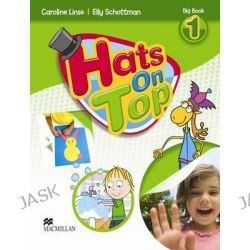 Hats On Top Big Book Level 1, Hats on Top by Caroline Linse, 9780230444867.
