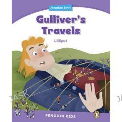 Gulliver's Travels, Penguin Kids (Graded Readers) by Marie Crook, 9781408288450.